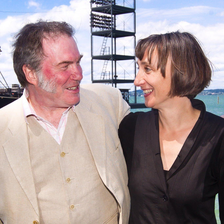 Elisabeth Sobotka wird 2015 auf Noch-Intendant David Pountney folgen.