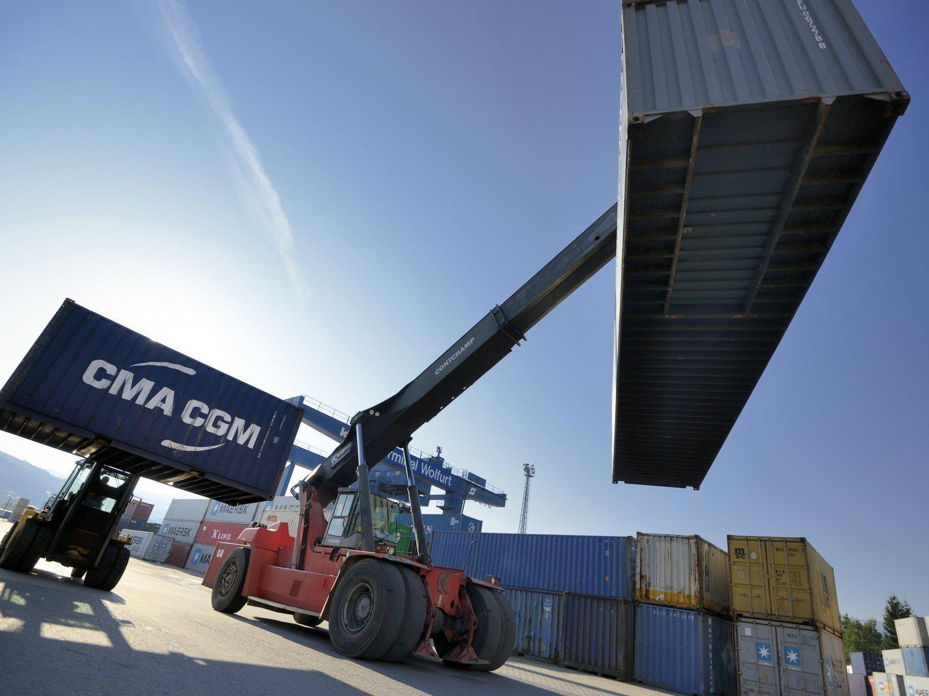 Zweithöchster Pro-Kopf-Exportwert im Ländervergleich – heimische Exportwirtschaft zielt verstärkt auf Fernmärkte