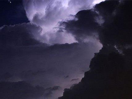 In NÖ tobt derzeit Sturmwetter.