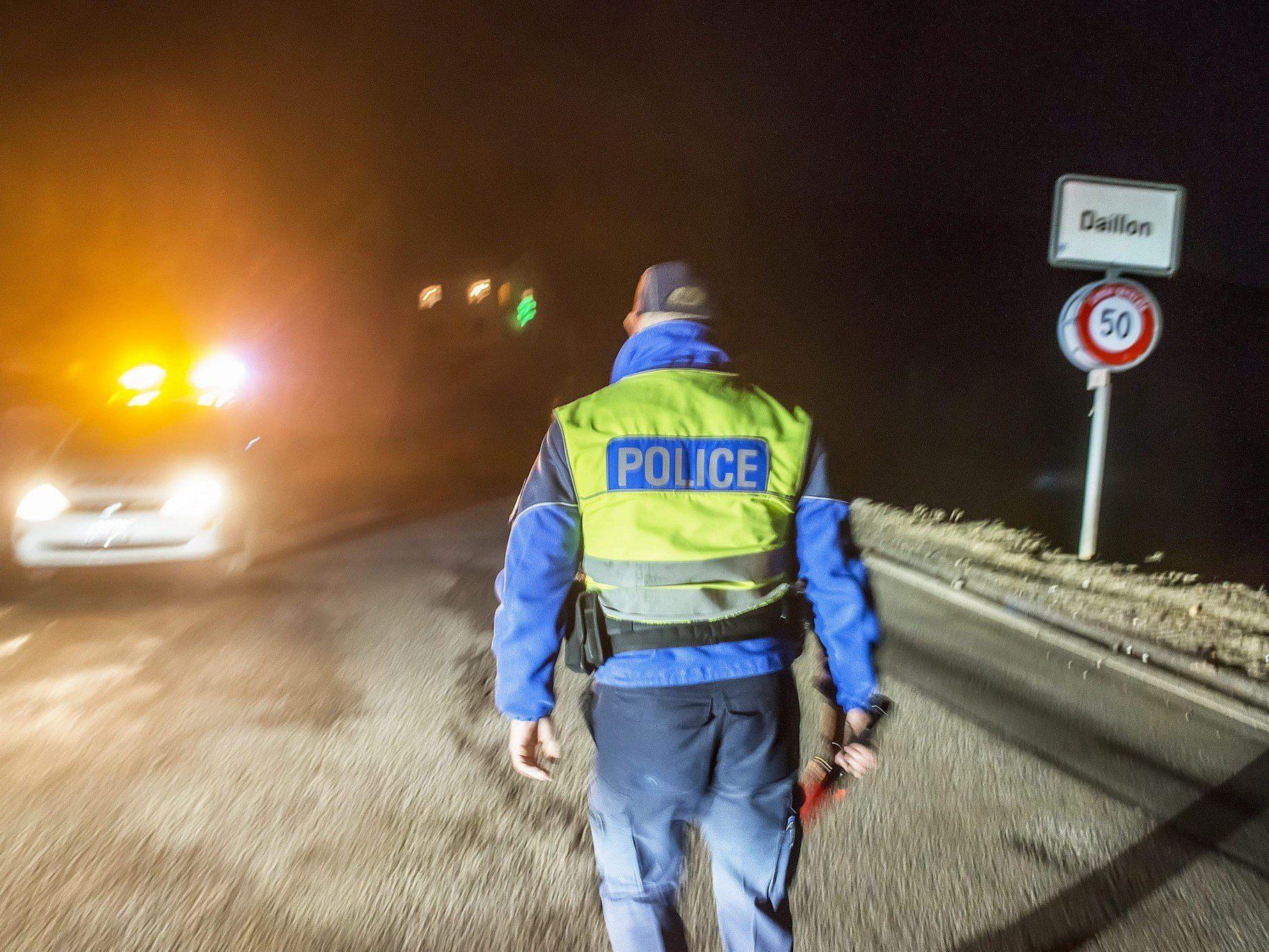 Tote bei Drama im Schweizer Kanton Wallis - Täter festgenommen.