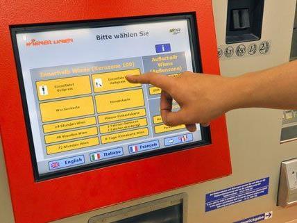 2013 sollen die Preise für Fahrscheine der Wiener Linien nicht erhöht werden.