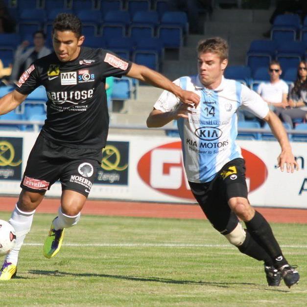Vinicius Gomes Maciel spielt künftig in Göfis und will dort Tore schießen.