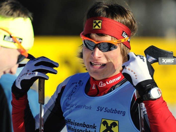 Aurelius Herburger und Dominik Baldauf haben gute Chancen auf ein WM Ticket in Liberecz.