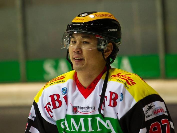 VEU Feldkirch hat derzeit keinen echten Torjäger in ihren Reihen: Alex Kim soll endlich für Torjubel sorgen.