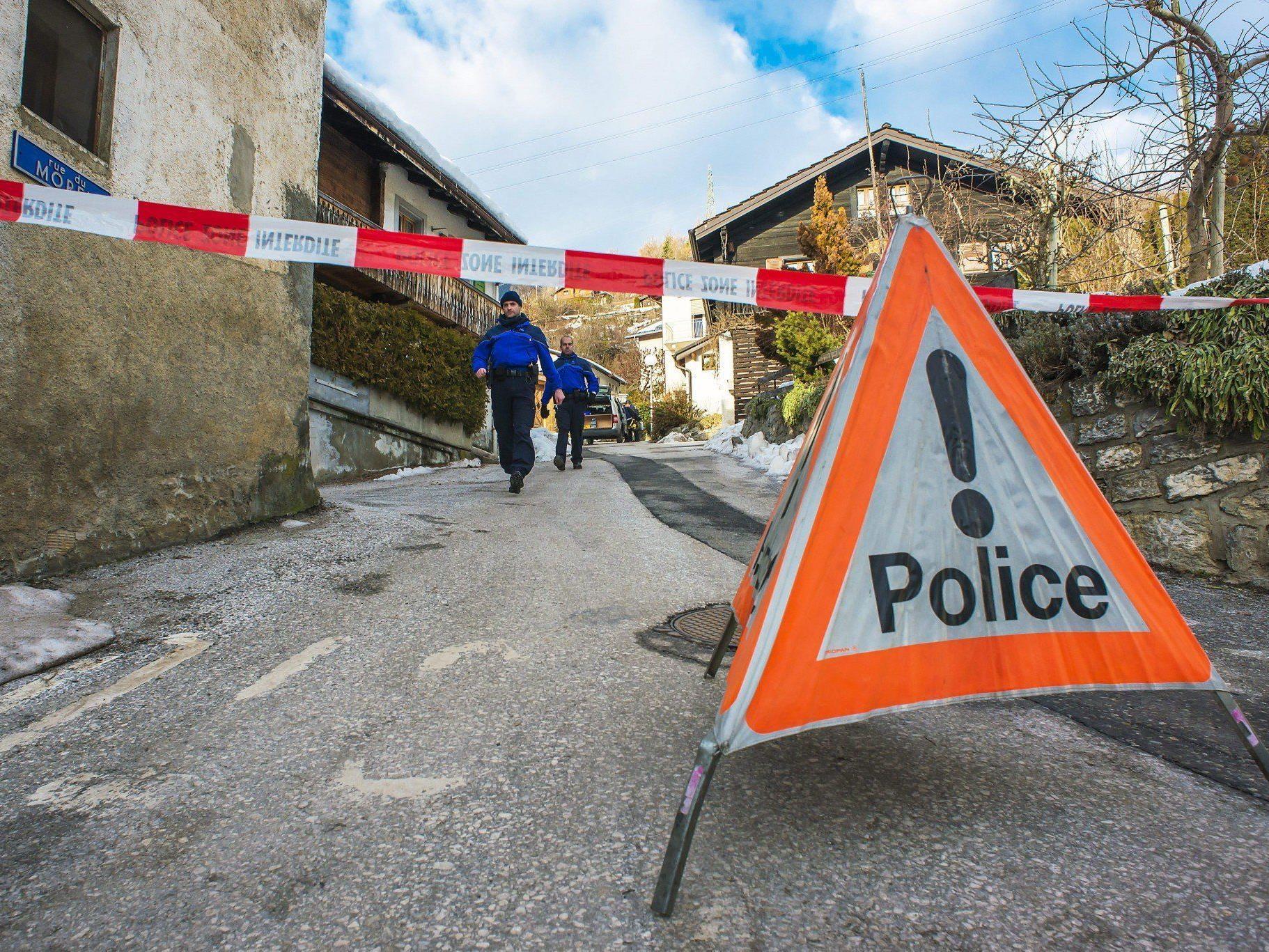 Mann hatte am Mittwoch in Schweizer Bergdorf drei Nachbarinnen erschossen.