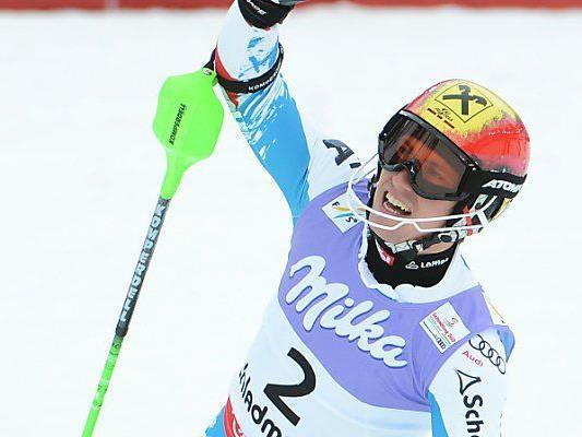 Hirscher fuhr zu erstem Einzel-Gold bei der WM