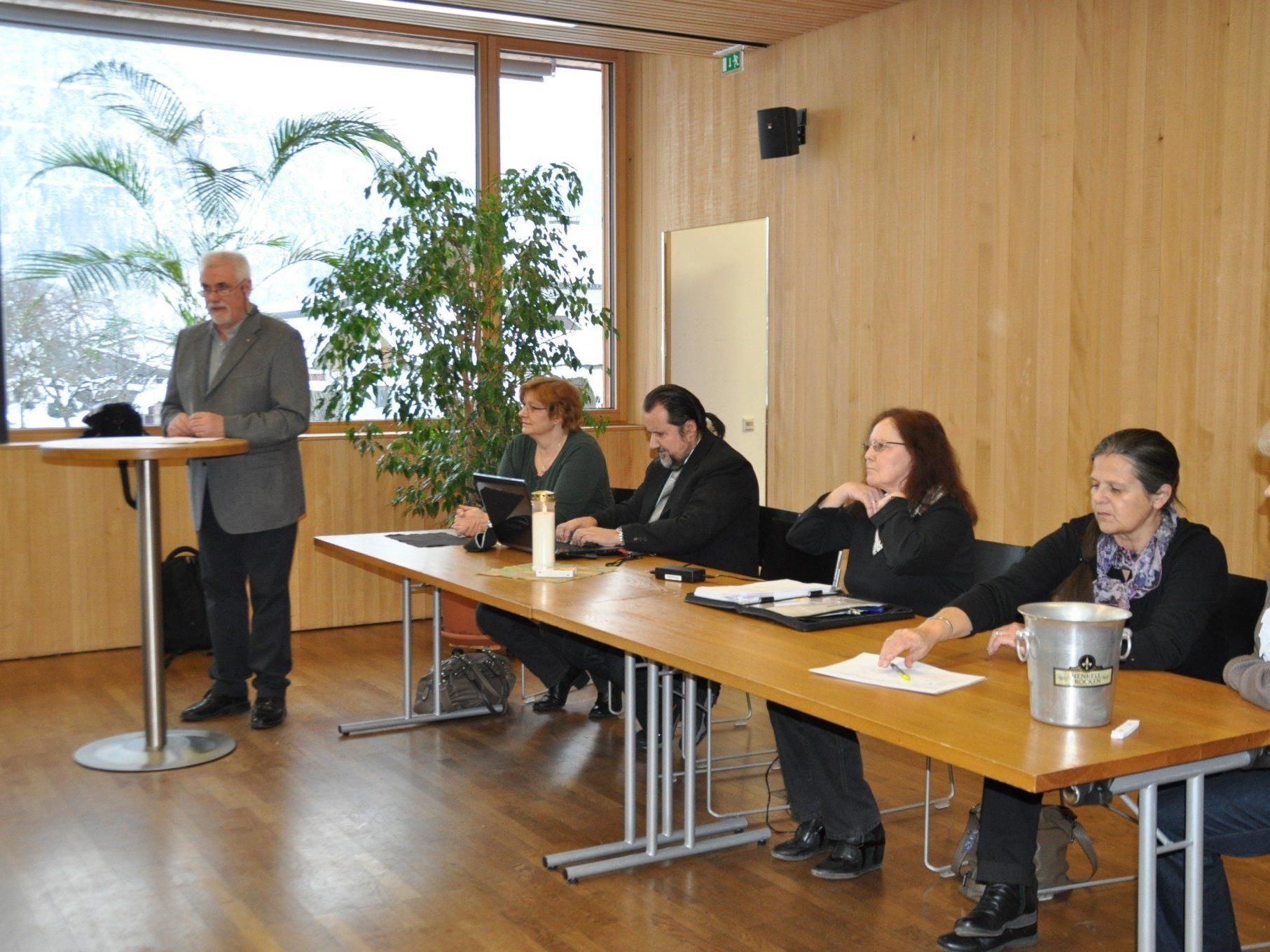 31.JHV des Gesundheist-und Krankenpflegevereins Ludesch