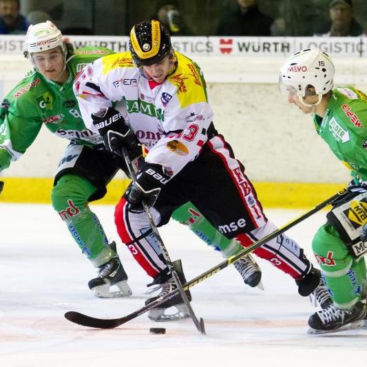 Endlich gewinnt die VEU Feldkirch wieder ein Heimspiel.