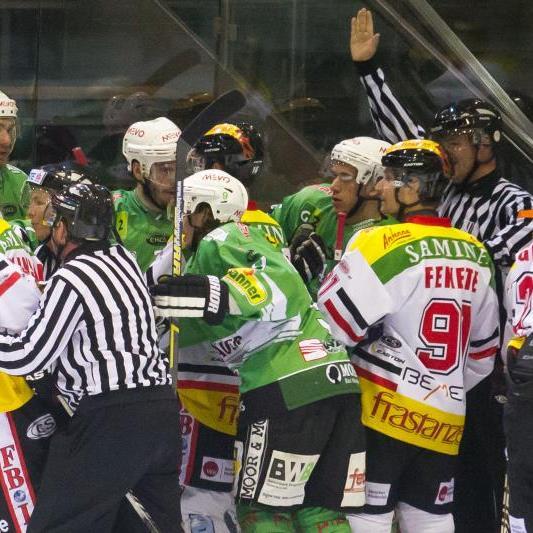 Bregenzerwald verlor gegen Feldkirch mit 2:3.