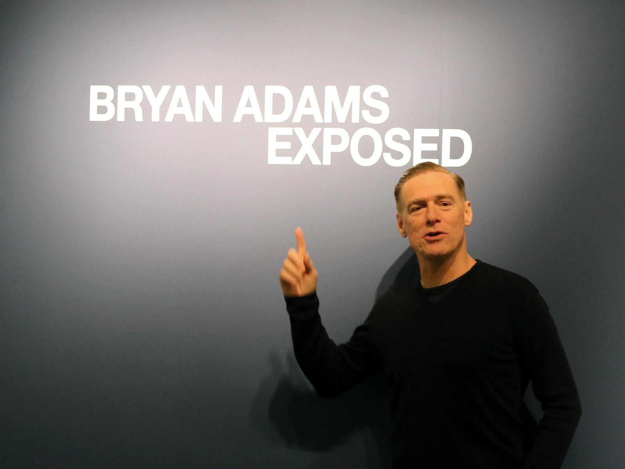 Bryan Adams kommt mit seiner Fotoausstellung in das Wiener Ostlicht