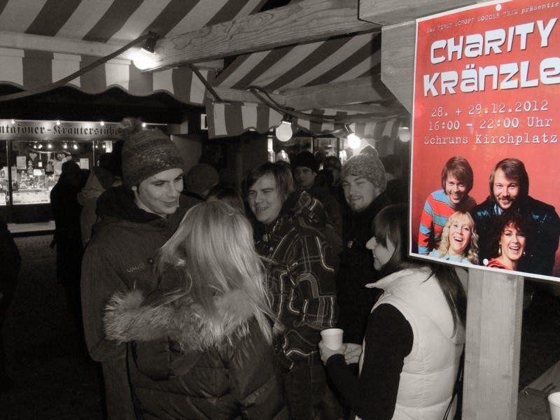 Charity Kränzle 2012