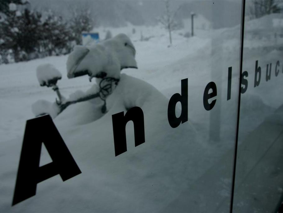 Winter in Andelsbuch