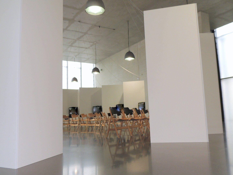 Präsentationsort für den Kunststar Andy Warhol