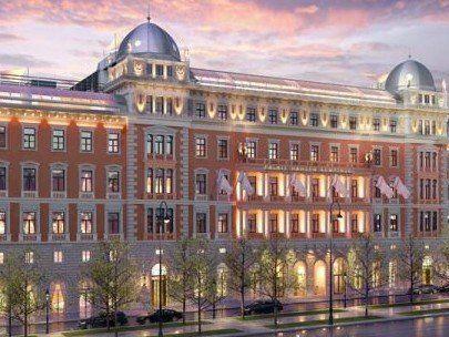 Im März eröffnet das Palais Hansen Kempinski Wien