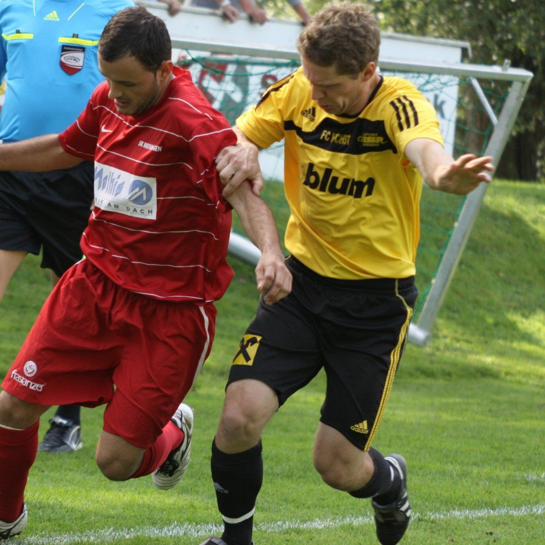 VL-Herbstmeister FC Höchst hat sich für das Frühjahr nicht verstärkt, setzt auf die jetzige Truppe.