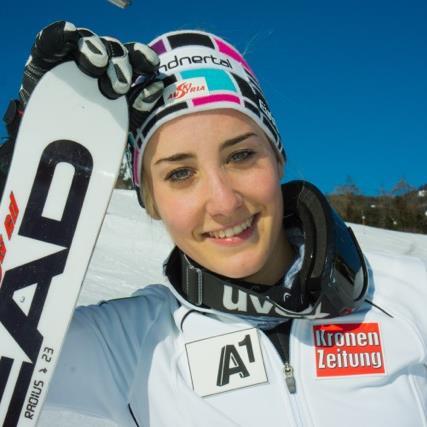 Die Nenzingerin Michelle Morik kann bald wieder auf Skiern trainieren und Rennen bestreiten.