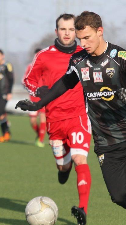 Neuzugang Florian Neuhold spielt am Samstag mit Altach gegen Wil.