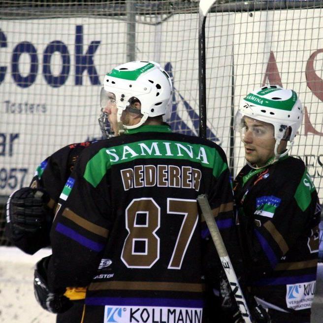 Jubel bei Robin Rederer (l.) und Johannes Hehle nach dem 8:6-Auswärtssieg gegen Wilen/Neunforn.