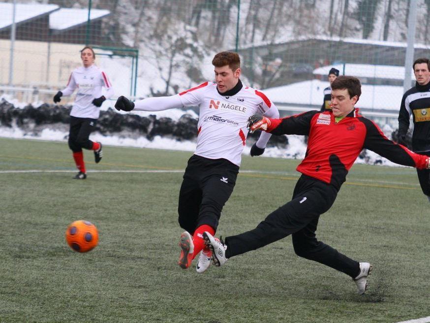 Adem Kum erzielte bei seinem ersten Spiel nach der langen Verletzungspause wieder einen Treffer.