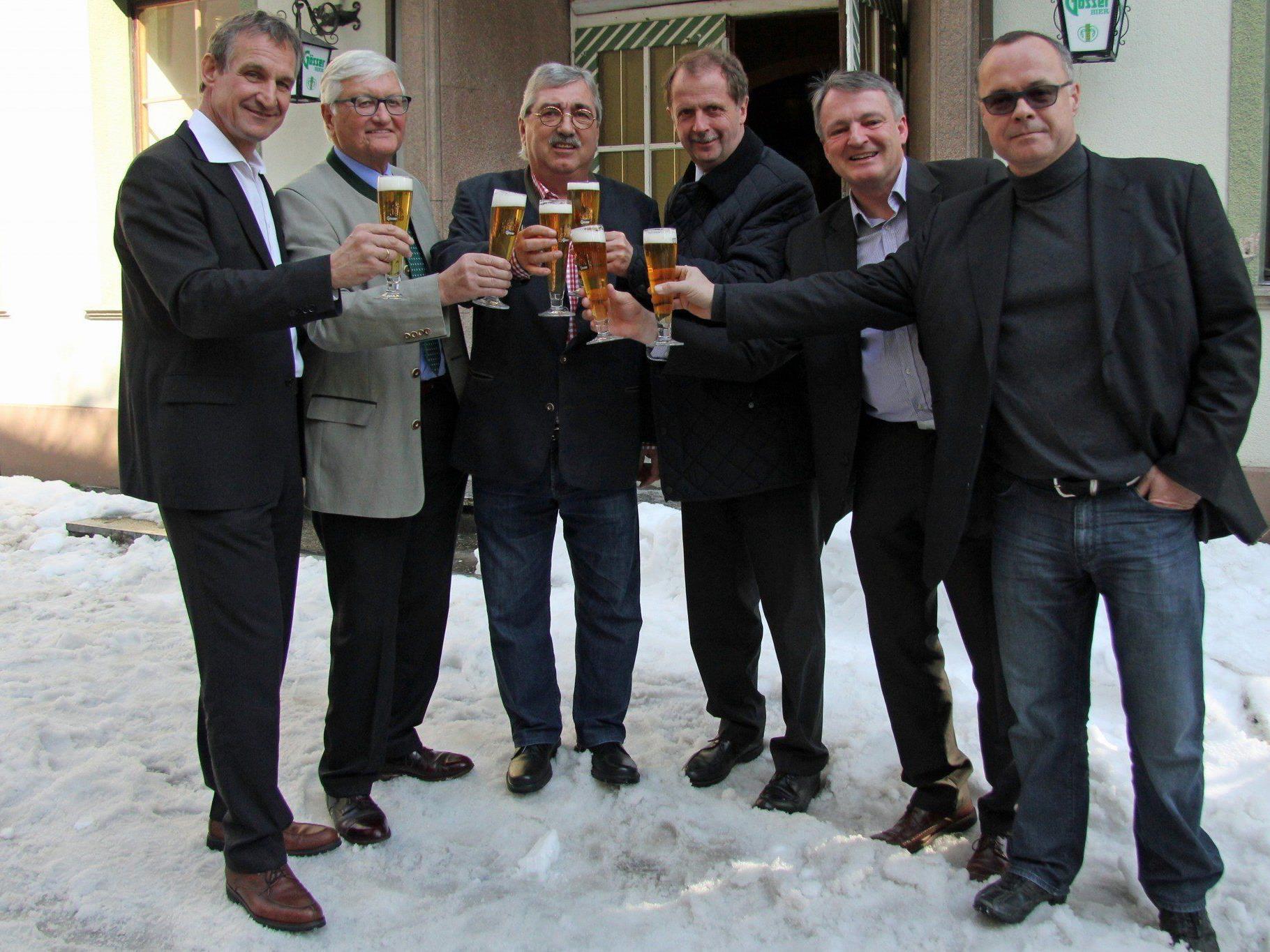 Das Gösserbräu Bregenz feiert noch heuer sein Comeback.