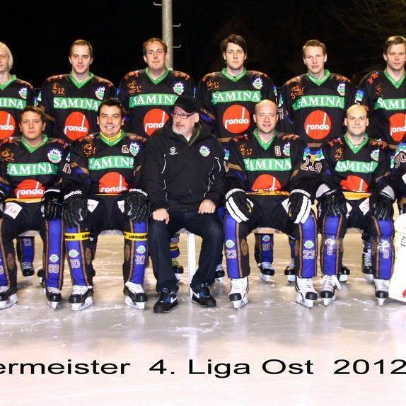 Der HC Samina Rankweil steht praktisch als neuer Meister der 4. Ostschweizer Liga fest.