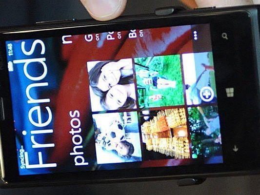 Nokia sucht mit der Lumia-Serie den Durchbruch in den lukrativen Smartphone-Markt.