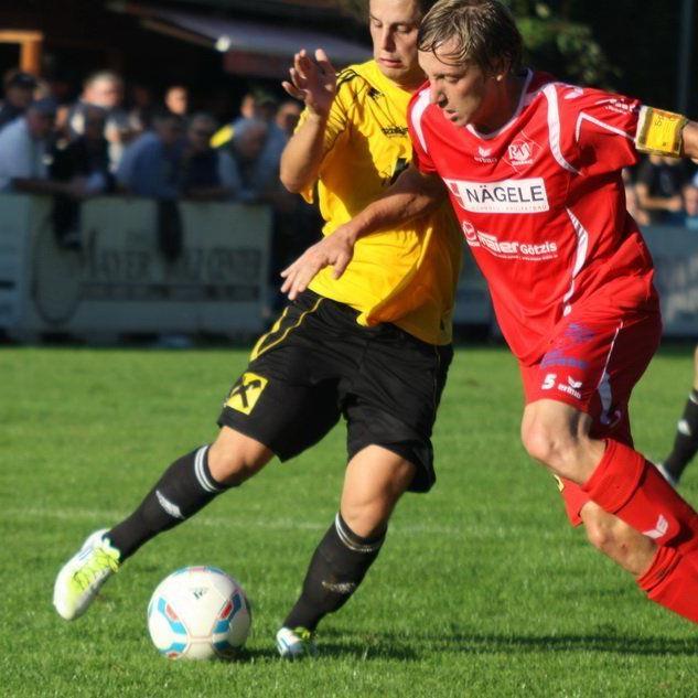 RW Kapitän Andreas Schwendinger hofft mit seiner Mannschaft auf eine gute Rückrunde.