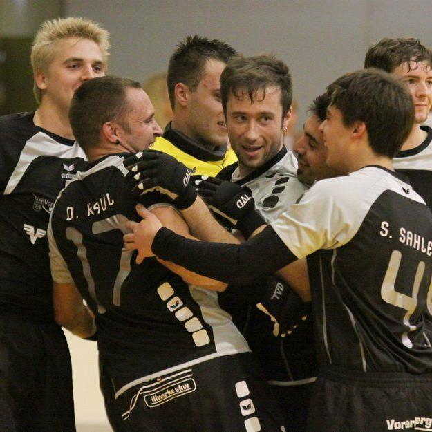 Der RHC Dornbirn gewann zum fünften Mal in Folge den Landestitel.