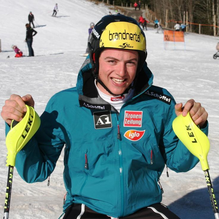 Platz neun für den Gargellener Frederic Berthold im EC Super C.