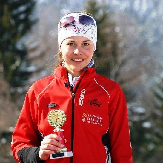 Die Schoppernauerin Magdalena Beer stand gleich zweimal auf dem obersten Podest.