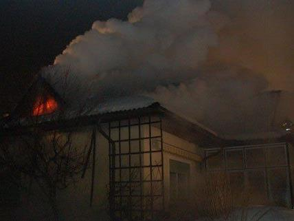 110 Feuerwehrleute waren bei den Löscharbeiten in der Steiermark im Einsatz.