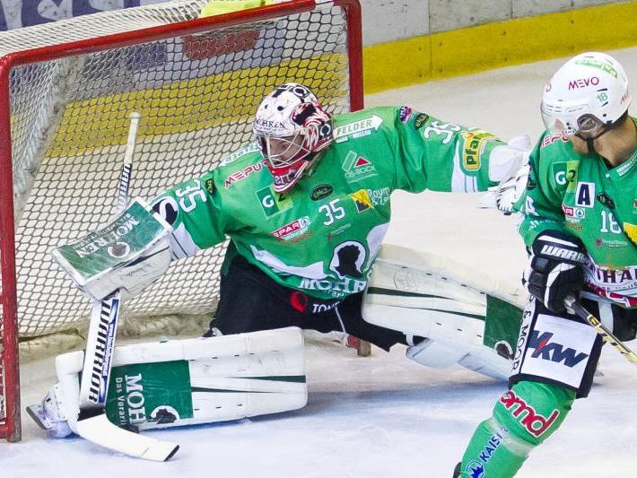 Der EHC Bregenzerwald ist einfach nicht zu stoppen und gewinnt das Heimspiel gegen Krajn zu Null.