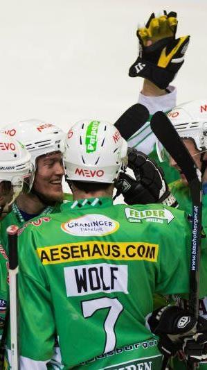 Der EHC Bregenzerwald trifft im Messestadion auf den Lieblingsgegner VEU Feldkirch.