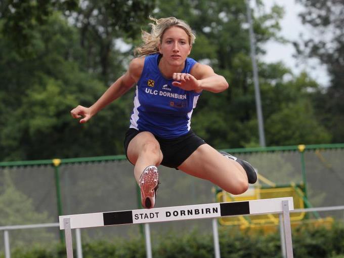 Die Dornbirnerin Raffaela Dorfer will in Linz auf das Podest und Medaillen holen.