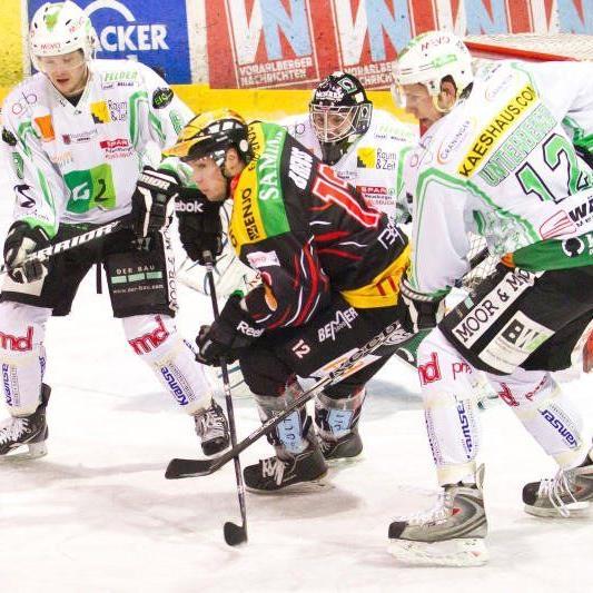 Feldkirch und der Bregenzerwald spielen zusammen mit Lustenau in der INL.