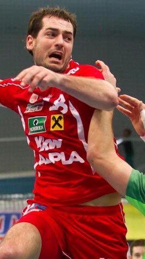 Bernd Friede steht mit Meister Alpla HC Hard im Final Four des ÖHB-Cup.