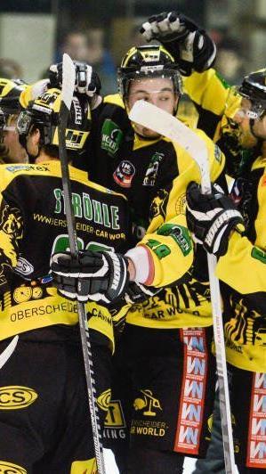 Der EHC Palaoro Lustenau hat gegen die VEU Feldkirch heuer schon dreimal gewonnen.