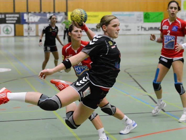 Sechs Tore warf Stefanie Lunardon im Auswärtsspiel in Korneuburg für die SSV Ladies.