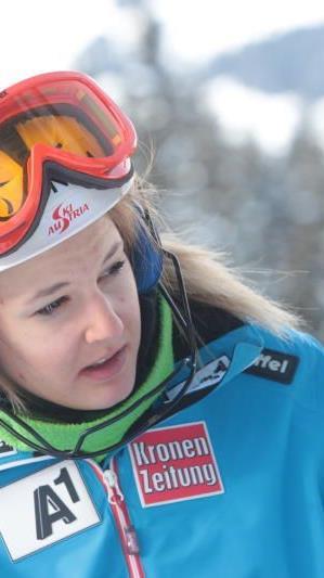 Die Bezauerin Elisabeth Kappaurer fuhr wieder auf das Podest und legte eine Talentprobe ab.