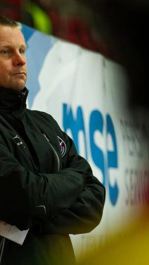 VEU Feldkirch-Coach Michael Lampert ist von einem Play-off-Startplatz überzeugt.