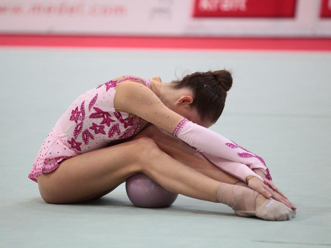 Vanessa Nachbaur beeindruckt mit ihren Leistungen