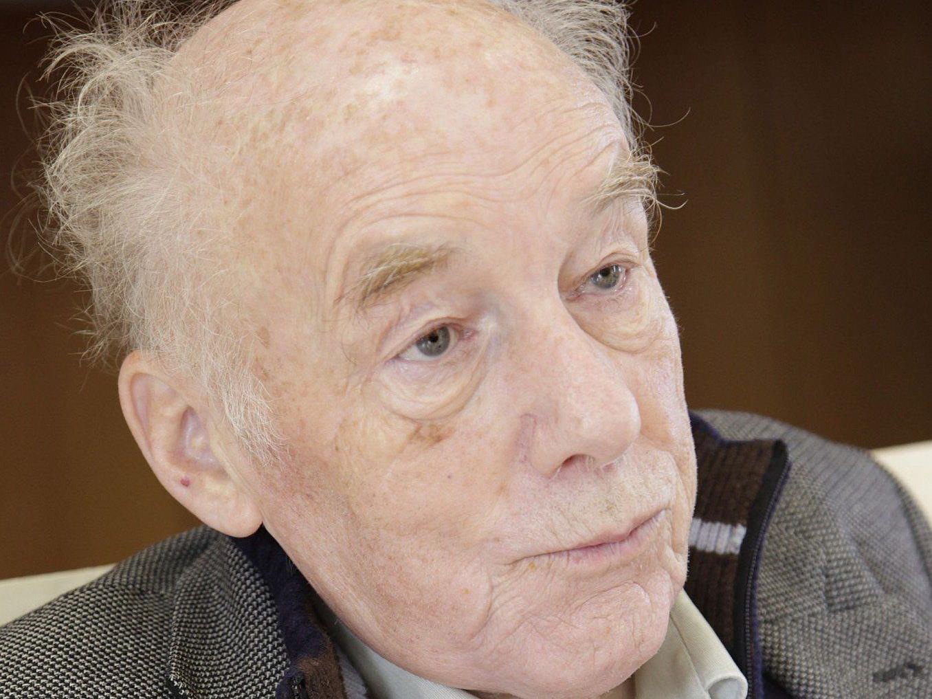 Das Vorarlberger Landestheater trauert um einen der letzten großen Theatermacher: Prof. Bruno Felix