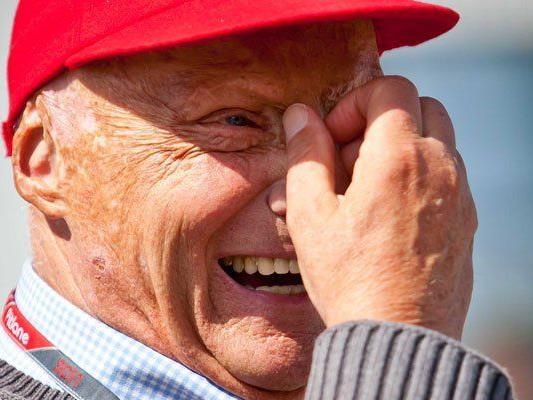 """Niki Lauda zieht als erster Österreicher in die """"Hall of Fame"""" des britischen Motor Sport Magazines ein."""