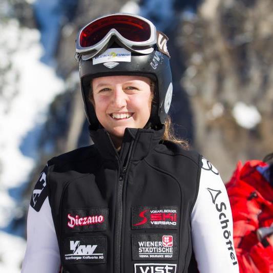 Lisa Türtscher belegten den 25. Platz.