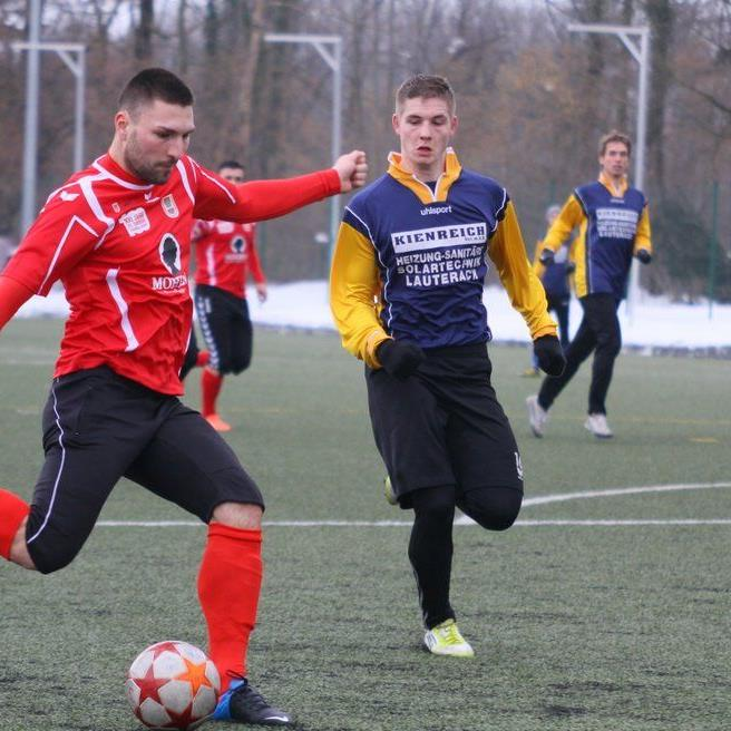 Zwei Tore schoss FCD-Neuzugang Ludovic Mathys im Test gegen Wolfurt.