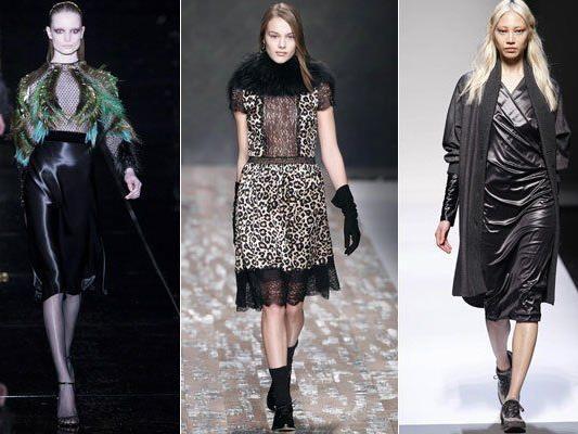 Die Milano Moda Donna läuft noch bis einschließlich Dienstag. Insgesamt werden mehr als 70 große Schauen geboten.