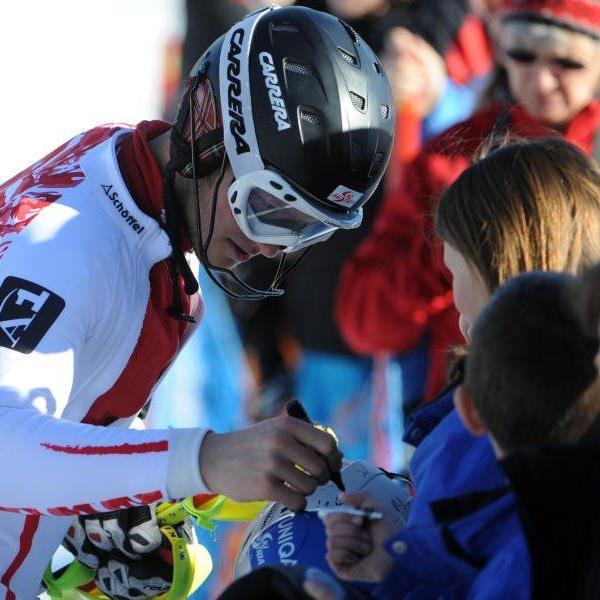 Christian Hirschbühl wurde im Slalom von Piesendorf ausgezeichneter Sechster.