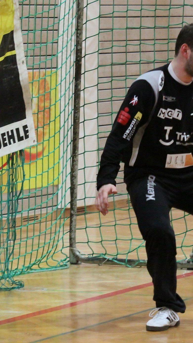 Feldkirchs Handballer verloren gegen Gerhausen und sind aus dem Aufstiegsrennen.