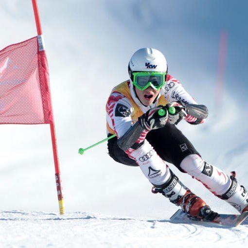 Der Andelsbucher Thomas Dorner war bei den ÖSV Testrennen zweimal der Schnellste.