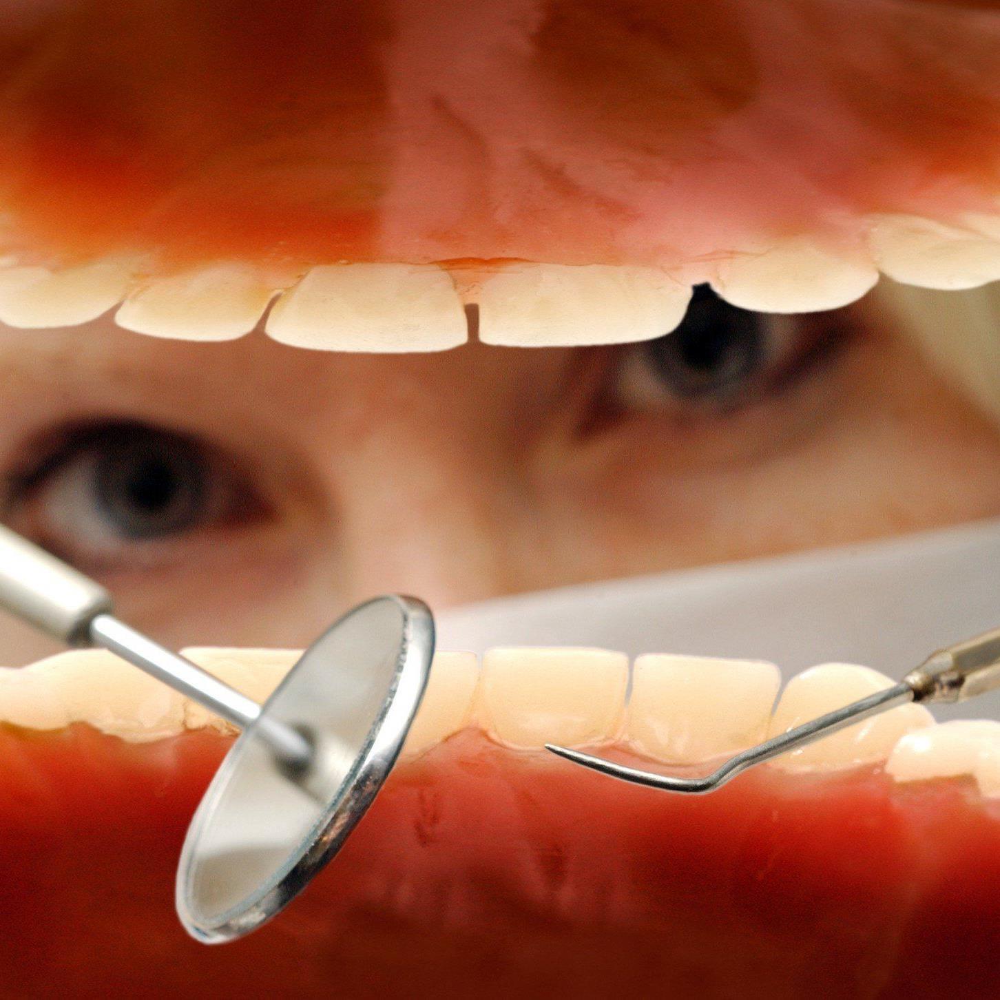 Schelling stellt mehr Leistungen für Zähne in Aussicht.